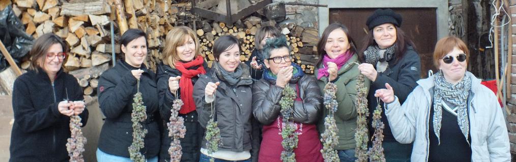 Gruppo donne Canevisti